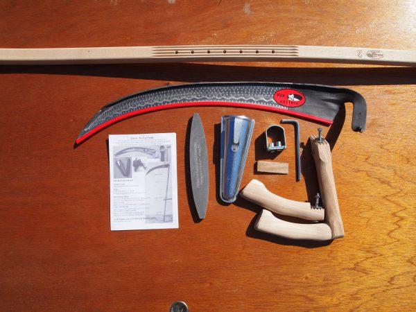 Minimum scythe kit