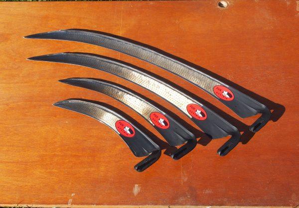 Luxor scythe blade selection