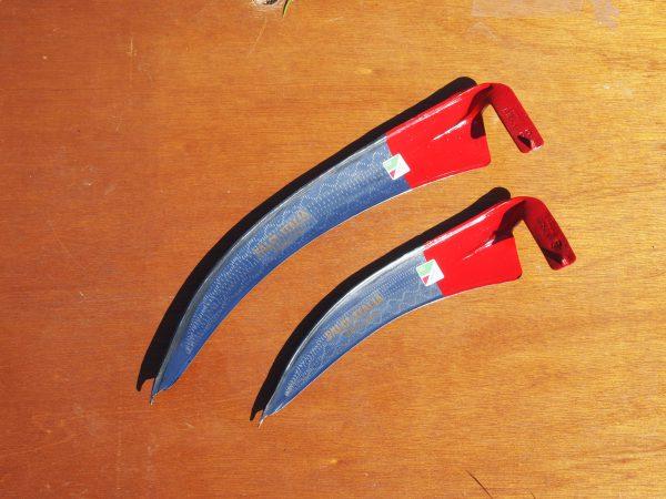 Falci 187 blade 55cm and 40cm